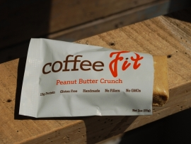 CoffeeFit - Peanut Butter Crunch