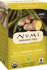 Ginger Lemon Decaf