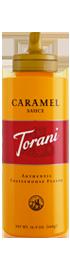 Caramel Sauce 16.5oz