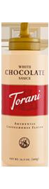 White Chocolate Sauce 16.5oz